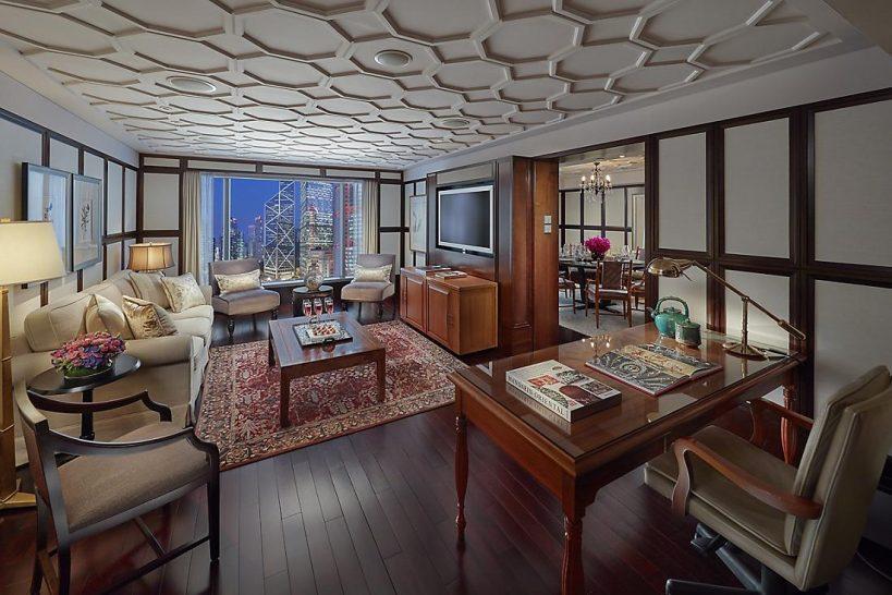 mandarin oriental Hong Kong macau suite