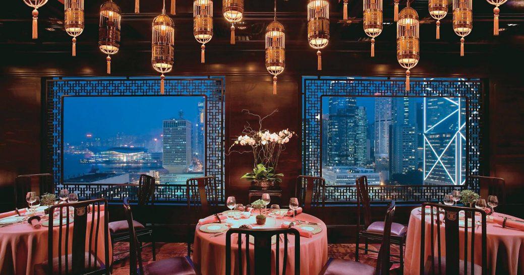mandarin oriental Hong Kong man wah