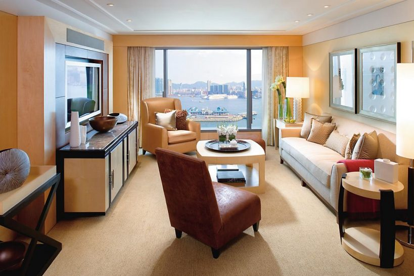mandarin oriental Hong Kong meiji suite