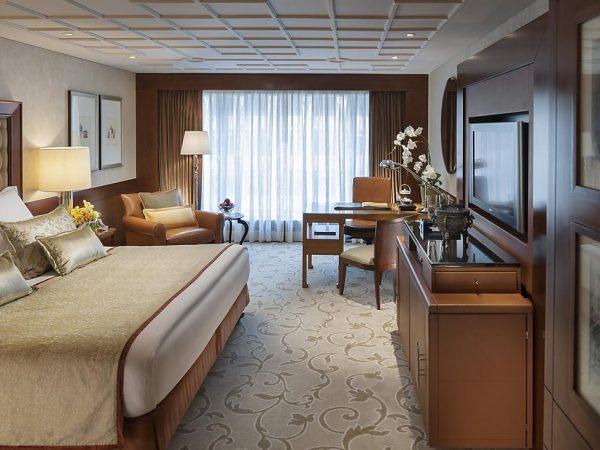 mandarin oriental Hong Kong superior room