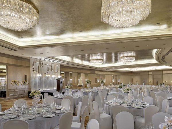 Mandarin Oriental Singapore ballroom
