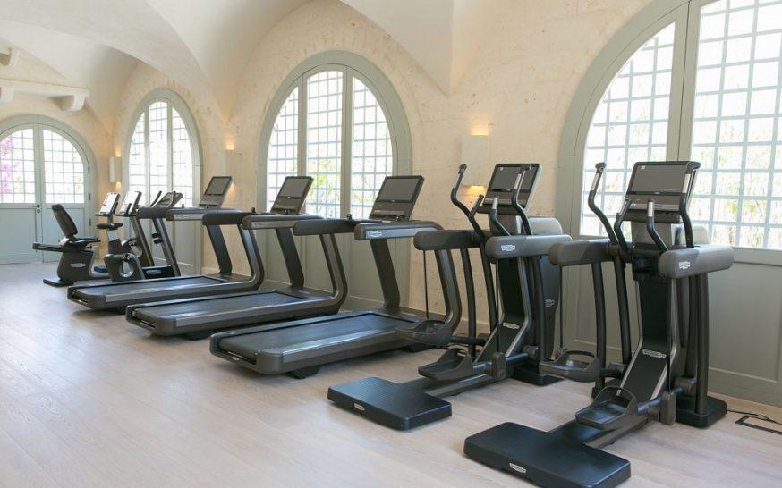 Borgo Egnazia gym