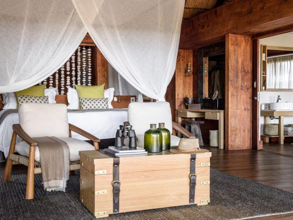 sanctuary Chief's Camp NEW Luxury Bush Pavilions