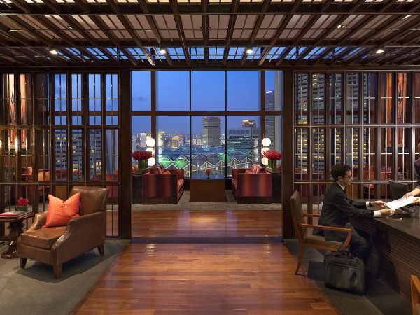 Mandarin Oriental Singapore club