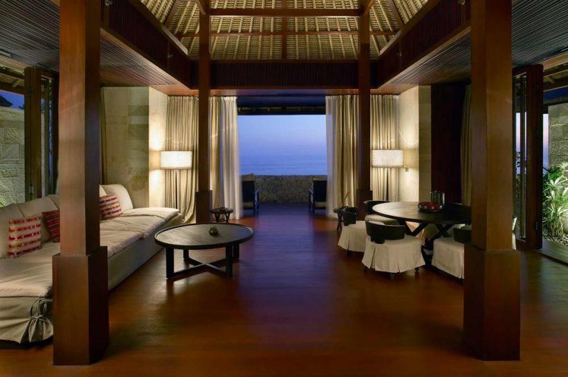 Bulgari Resort Bali two bedroom ocean cliff villa