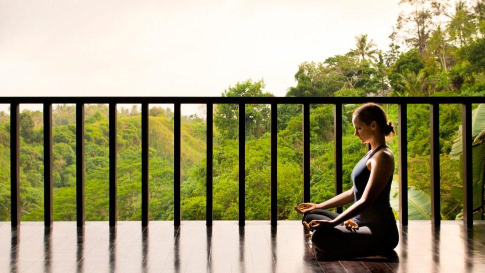 COMO Uma Ubud yoga