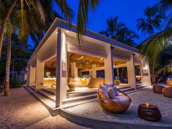 Amilla Fushi Maldives Baazaar bar