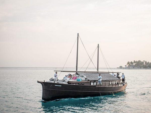 Amilla Fushi Maldives Boatcharter