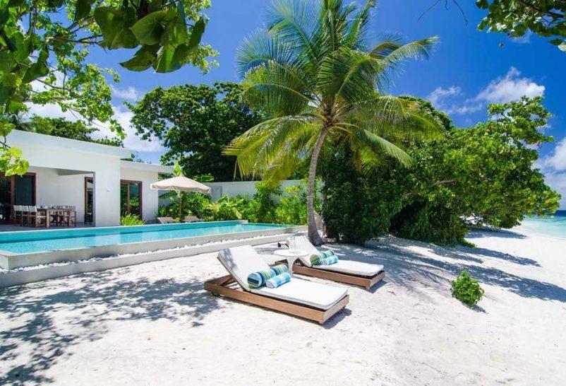 Amilla Fushi Maldives Beach House