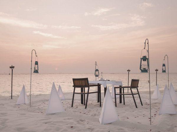 Amilla Fushi Maldives Destination Dinning
