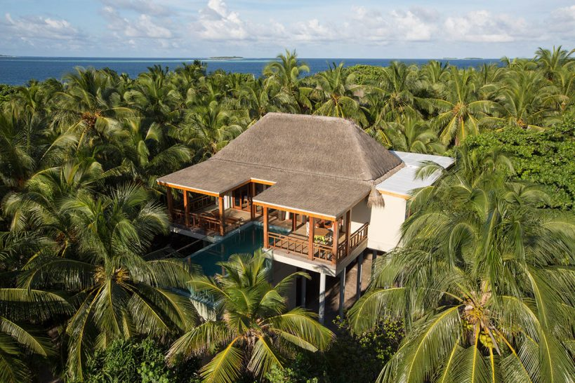 Amilla Fushi Wellness Tree Houses