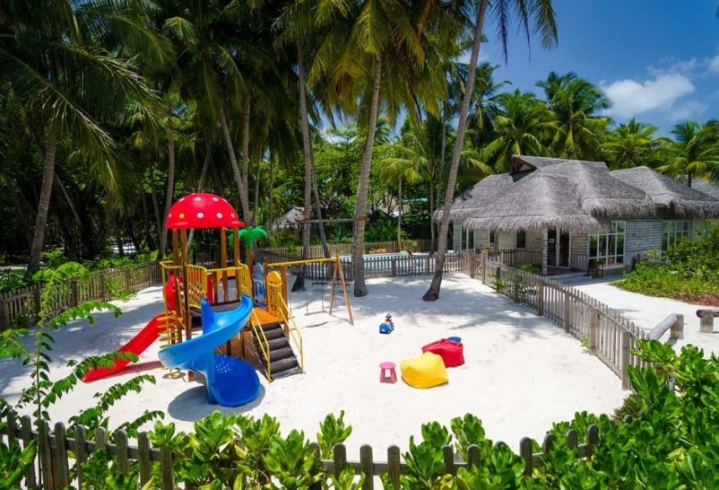 Amilla Fushi Maldives KidsClub