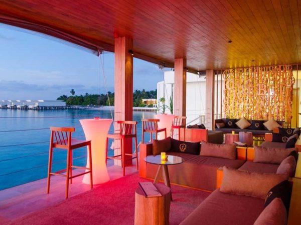 Amilla Fushi Maldives Oak Restaurant