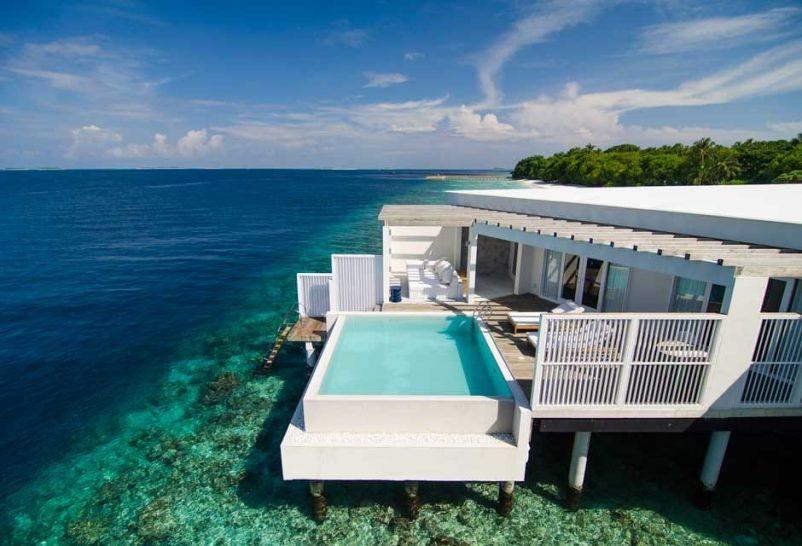 Amilla Fushi Maldives Ocean Reef House