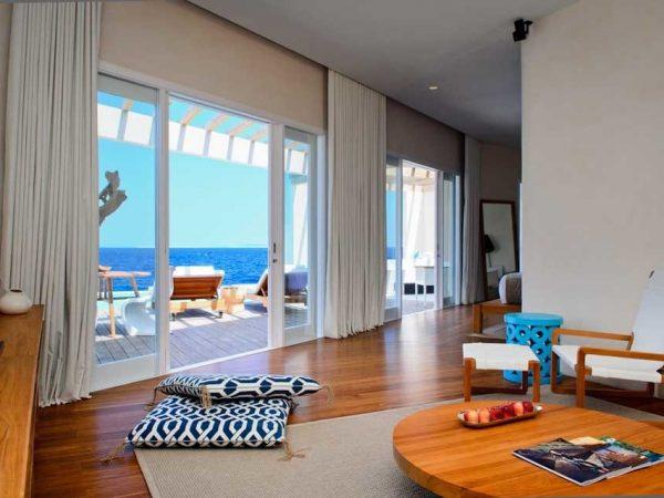 Amilla Fushi Maldives OceanReef House Interior