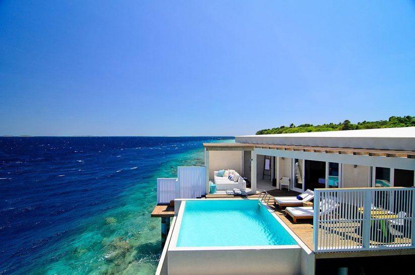 Amilla Resort Maldives Ocean Reef House