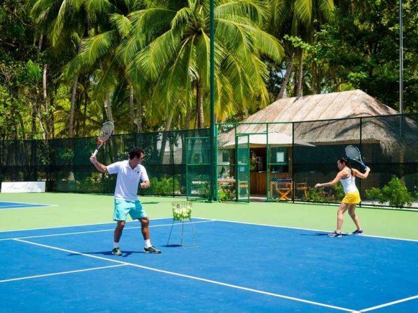 Amilla Fushi Maldives Tennis