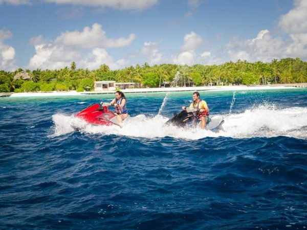 Amilla Fushi Maldives Water sports