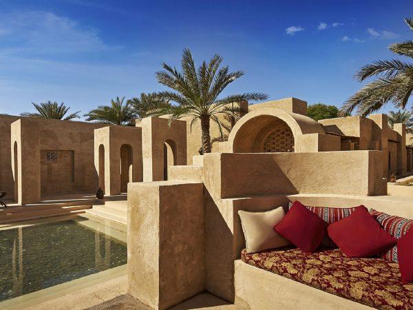 Bab Al Shams Architecture