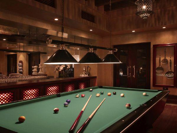 Bab Al Shams Bar Area