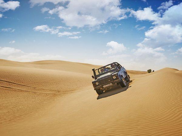 Bab Al Shams Desert Drive