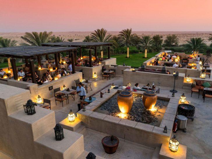 Bab Al Shams Desert Resort Al Sarab Rooftop Lounge