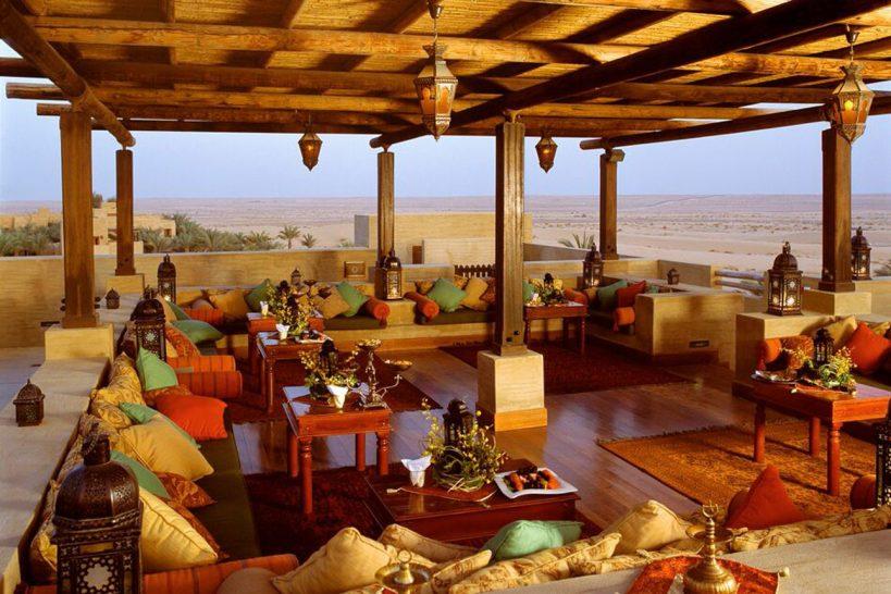 Bab Al Shams Desert Resort & Spa Al Sarab Rooftop Terrace