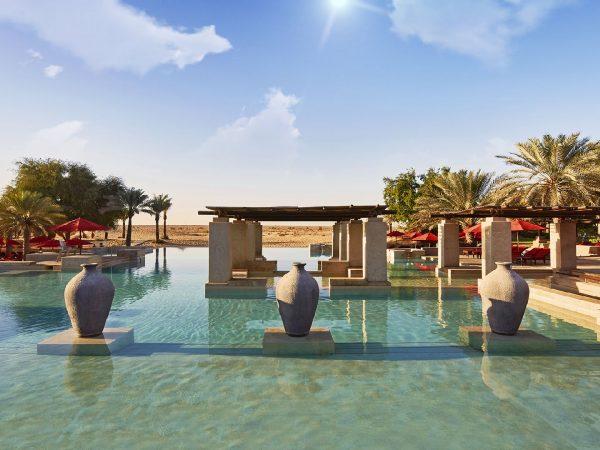 Bab Al Shams Infinity Leisure Pool