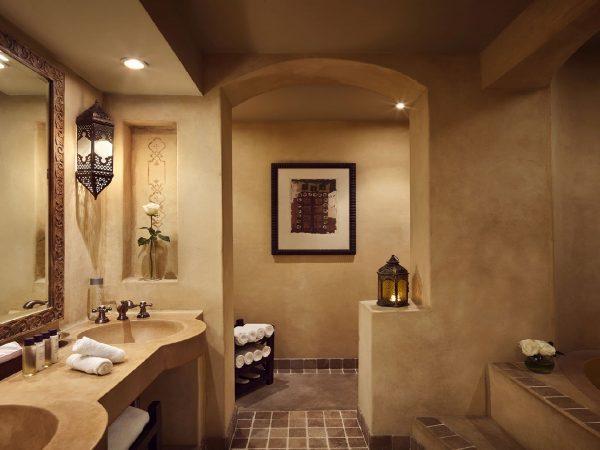 Bab Al Shams Junior Suite Bathroom