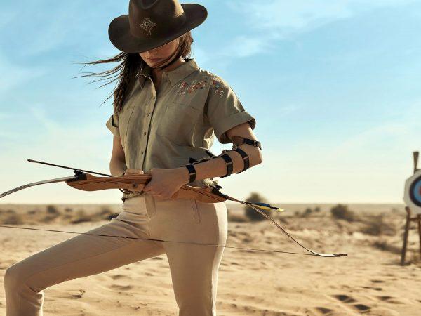 Bab Al Shams Leisure Archery