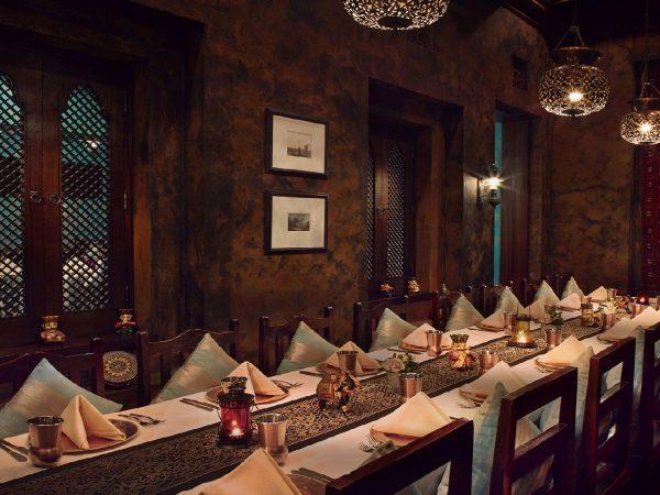 Bab Al Shams Masala Private Dinning