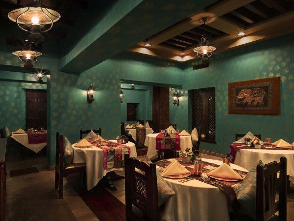 Bab Al Shams Masala Restaurant