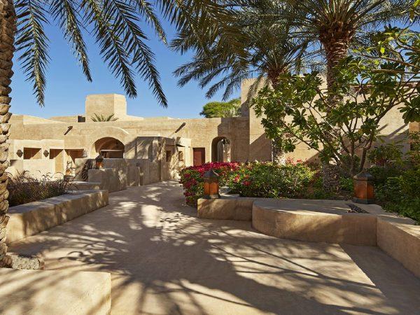Bab Al Shams Walkway