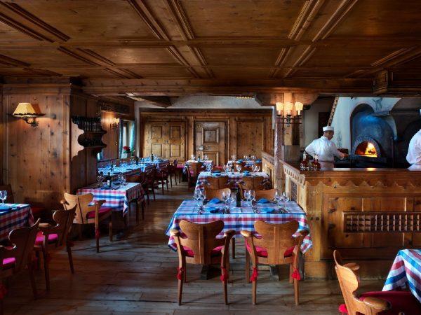 Badrutts Palace Hotel Chesa Veglia Pizzeria Heuboden Chefs