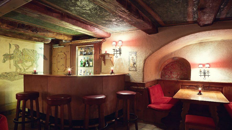 Badrutts Palace Hotel Chesa Veglia Polo Bar