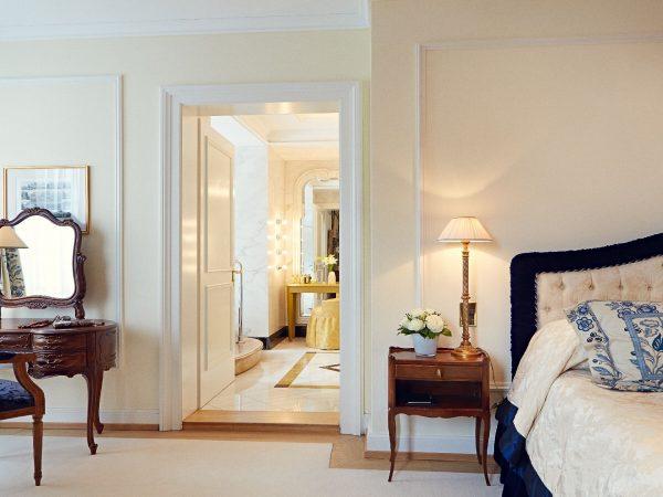 Badrutts Palace Hotel Hans Badrutt Suite Bedroom