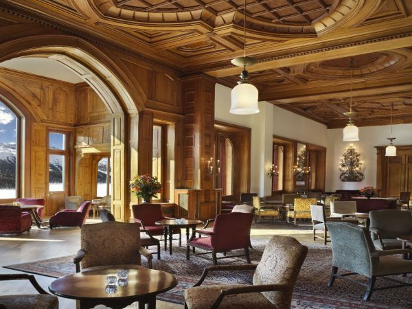 Badrutts Palace Hotel Le Grand Hall