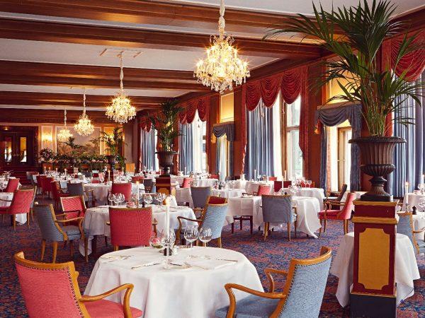 Badrutts Palace Hotel Le Restaurant