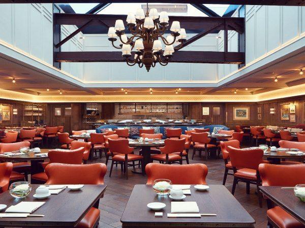 Badrutts Palace Hotel La Coupole Matsuhisa