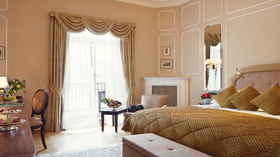 Badrutts Palace Hotel Deluxe Room