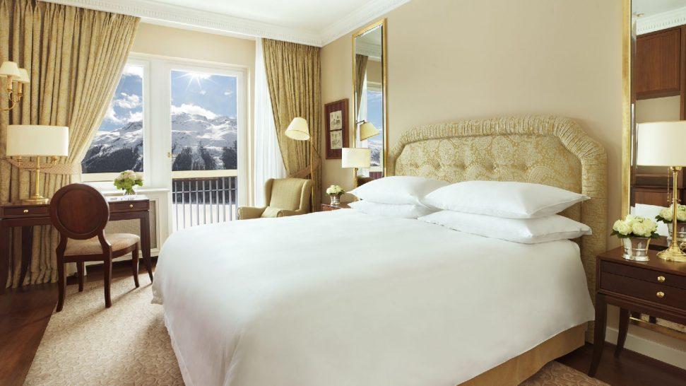 Badrutts Palace Hotel Superior Room