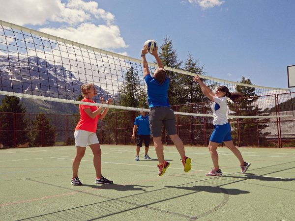 Badrutts Palace Hotel Volley Ball