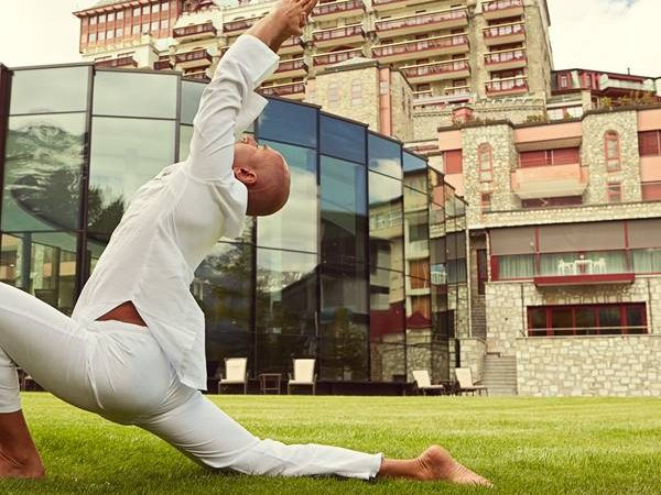Badrutts Palace Hotel Yoga