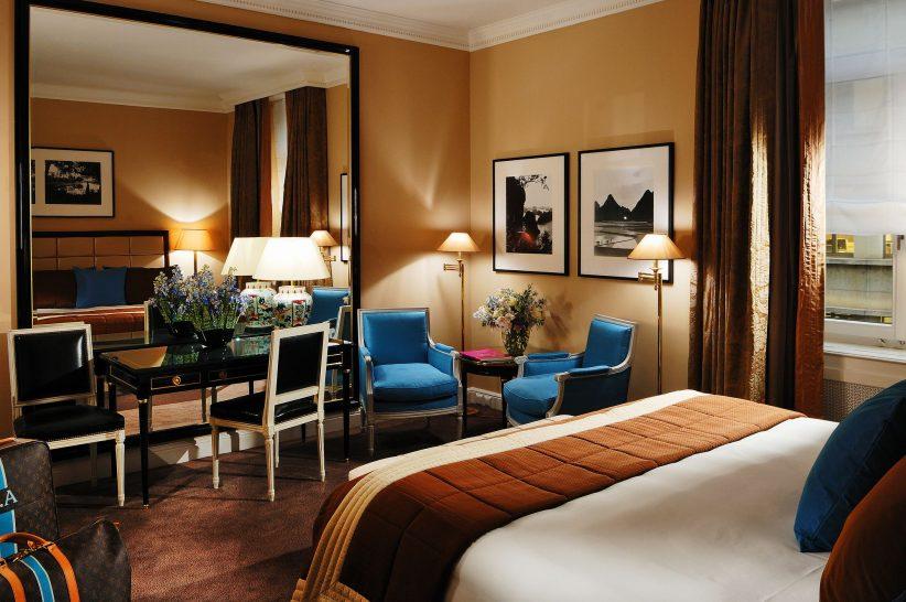 Baur Au Lac Deluxe Double Rooms