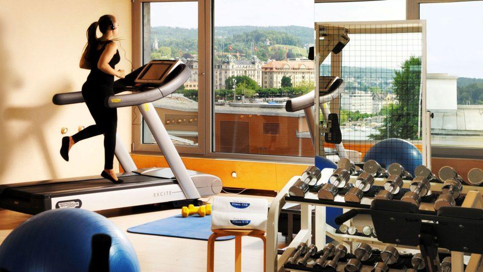 Baur Au Lac Gym