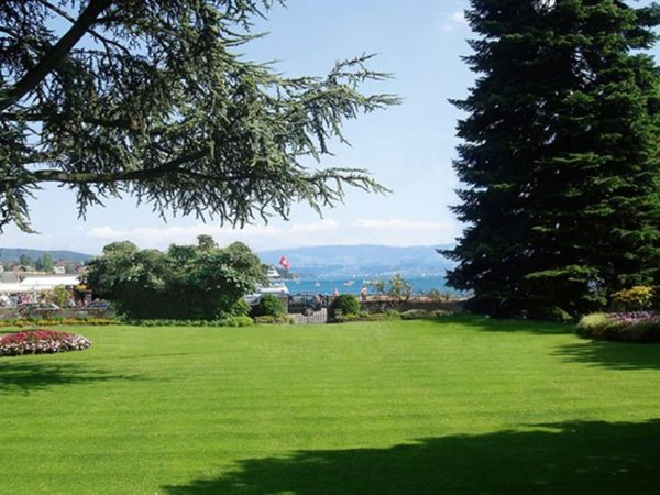 Baur Au Lac view