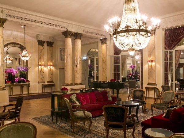 Bellevue Palace Lobby
