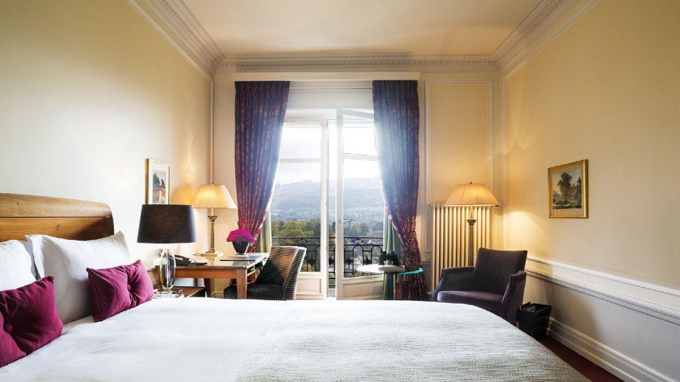 Bellevue Palace deluxe single room