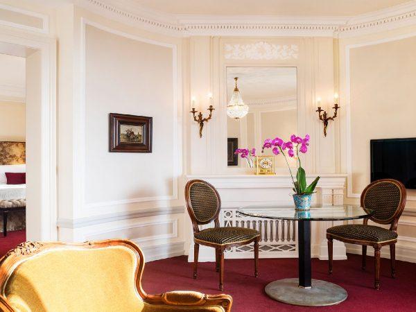 Bellevue Palace hauptbild tower suite.