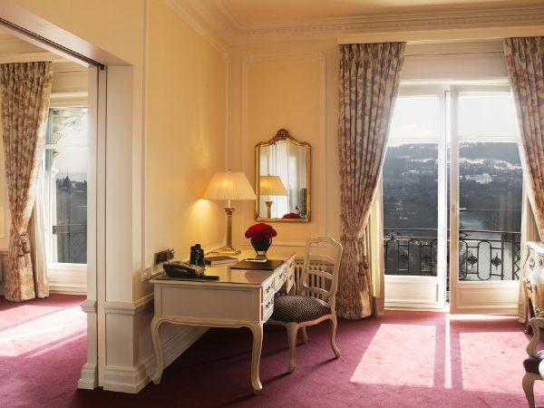 Bellevue Palace junior suite deluxe